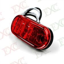 1x 12v/24v Rear Side Marker Light For Van Trucks Trailers Bus Car Red LED Lamp
