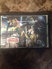 SEMI RARE Empire Strikes Back ESB Vinyl Action Figure Case Vintage Star Wars.