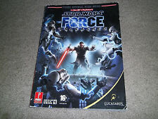 Star Wars The Force Unleashed (Nintendo Wii,Xbox 360,PS3) Prima Strategy Guide