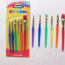 6x Cake Icing Decor Painting Brushes Fondant Dusting Sugar Craft DIY Tool Set LY