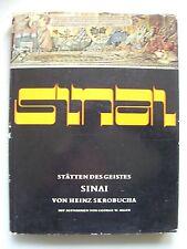 Stätten des Geistes Sinai 1959