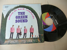 "THE GREEN SOUND""CURIOSO DI BACH-disco 45 giri MEAZZI It 1968"""
