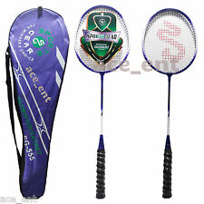 SPORTS GEAR BADMINTON RACKET SG555 (SET OF 2 WITH CARRY BAG) THE WINNER'S CHOICE