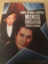 Witness for the Prosecution Dvd , Us And Canadian Version
