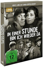 IN EINER 1 Std. STUNDE BIN ICH WIEDER DA ungarische TV-Serie 4 DVD Box Neu
