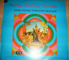 The Rolling Stones - Their Satanic Majesties Request  - LP Pax Israel