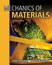 Mechanics of Materials by Gere, James M.; Goodno, Barry J.
