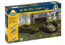 Italeri 1/72 Sd.Kfz.251/1 Ausf. C # 7516