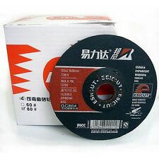 "25- 4"" x 1/8"" x 5/8"" Flexible Grinding Wheel for Concrete / Stone / Glass"