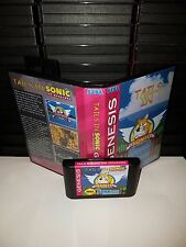 Tails in Sonic the Hedgehog - Video Game for Sega Genesis! Cart & Box!