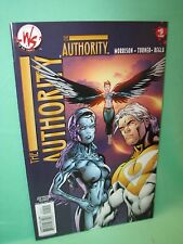 The Authority #9 Volume 2 Wildstorm Comic Comics F/VF Condition