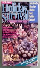kathy peel & judie byrd  SPRING HOLIDAY SURVIVAL VIDEO     VHS VIDEOTAPE