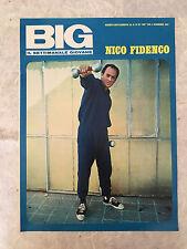 INSERTO SUPPLEMENTO SETTIMANALE BIG N. 26 12/1965 NICO FIDENCO