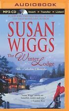 The Lakeshore Chronicles: The Winter Lodge 2 by Susan Wiggs (2014, MP3 CD,...