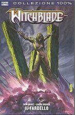 COMICS - Witchblade Nuova Serie N° 4 - Il Fardello - 100% Panini Comics NUOVO