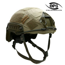OPS/UR-TACTICAL HELMET COVER FOR OPS-CORE FAST HELMET IN TAN-M/L