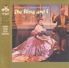 The King and I (1956 Film Soundtrack) by Deborah Kerr [Angel] (Audio CD) NEW