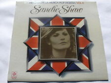 LP SANDIE SHAW puppet on a string SPAIN 1978 historia de la música pop VINYL