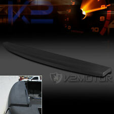 2009-2016 Dodge Ram Tailgate Spoiler Top Protector Cover Moulding Black