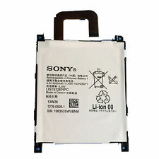 For Sony Xperia Z1 L39t C6916 Battery 3000mAh LIS1532ERPC Rechargeable Bateria