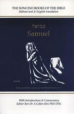Samuel I and II: Hebrew Text & English Translation With an Introduction and Com