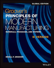 Fundamentals of Modern Manufacturing Sixth Edition International Student Version