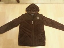 Girl's The North Face Oso Fall Winter Jacket Brown Size XL 18 Price Dropped!