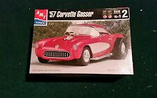 AMT / ERTL - 1957 CHEVROLET CORVETTE GASSER - MODEL KIT (CONTENTS SEALED)