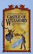 The Belgariad: Castle of Wizardry 4 by David Eddings (1985, Paperback)