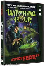 Witching Hour Atmosfearfx DVD Special FX Halloween Prop