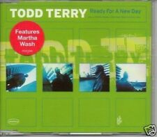 (877Q) Todd Terry, Ready for a New Day - 1998 CD