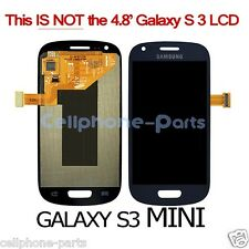 Samsung Galaxy S3 mini i8190 LCD Screen Display + Digitizer Touch Screen Blue