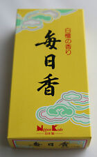 Japanese Incense Sticks | Nippon Kodo | Mainichikoh Sandalwood | 300 Stick Box