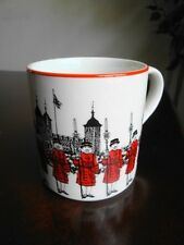 Midwinter Mug Cup London Scenes English Royal Guard of the London Tower Mint