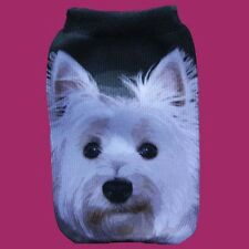 West Highland Terrier mobile phone sock, westie, dog