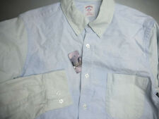 Brooks Brothers Oxford Fun BD Collar Shirt ~ NWOT - Slim Fit ~ USA -  XS - New