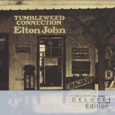 Elton John-Tumbleweed Connection [deluxe Edition] CD NEW