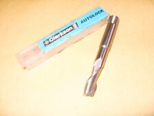 Clarkson Autolock 9mm HSS Screwed Shank Slot Drill - Made In England - As Photo