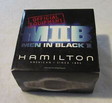 Hamilton MIIB Men in Black II Pulsar P2 LCD Wrist Watch Limited Ed w/ Ventura Ad