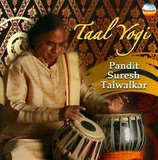 Suresh Talwalkar-Taal Yogi (Tabla Solo) CD NEW