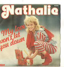 NATHALIE - MY LOVE WON'T LET YOU DOWN -   - EX+/EX