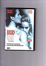 DVD - Basic Instinct (2-DVD`s) / #12895