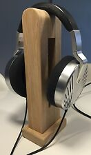 STAX Style Headphone Stand Solid Oak AKG Sennhieser BO Ultrasone Grado Beats