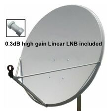 39 SATELLITE FREE TV KU BAND DISH ANTENNA 36 33 FTA LNB