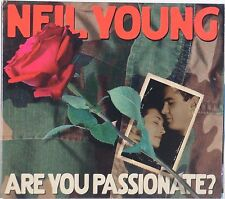 NEIL YOUNG: Are You Passionate? 2002 CD Reprise USA Gorgeous Digi Deluxe