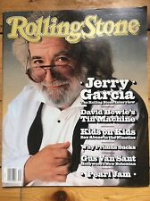 Rolling Stone #616 Jerry Garcia cover, Gus Van Sant, Tin Machine, Primus