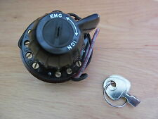 31443 GENUINE LUCAS PRS8 LIGHT IGNITION SWITCH BSA VILLIERS VELOCETTE TRIUMPH