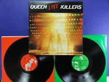 QUEEN  LIVE KILLERS Elektra 79 Canada X2 LP nr MINT ARCHIVE