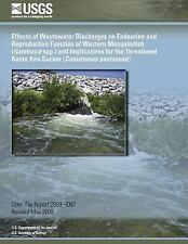 Effects of Wastewater Discharges on Endocrine and Reproductive Function of...