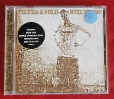 Neil Young - Silver & Gold CD Good to See, Daddy Went Walkin' Promo Copy